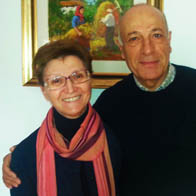 Peppino Izzo e Giuliana Izzo