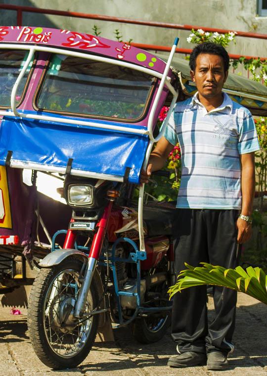 pedicab-filippine