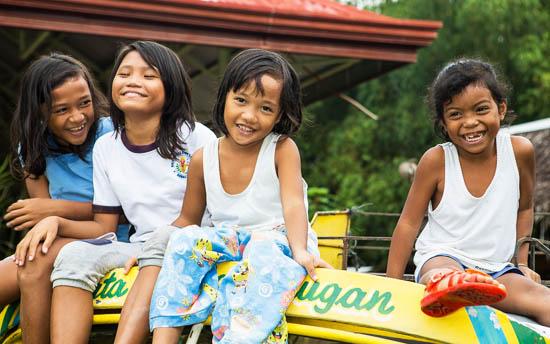 Donazioni a Isla ng Bata