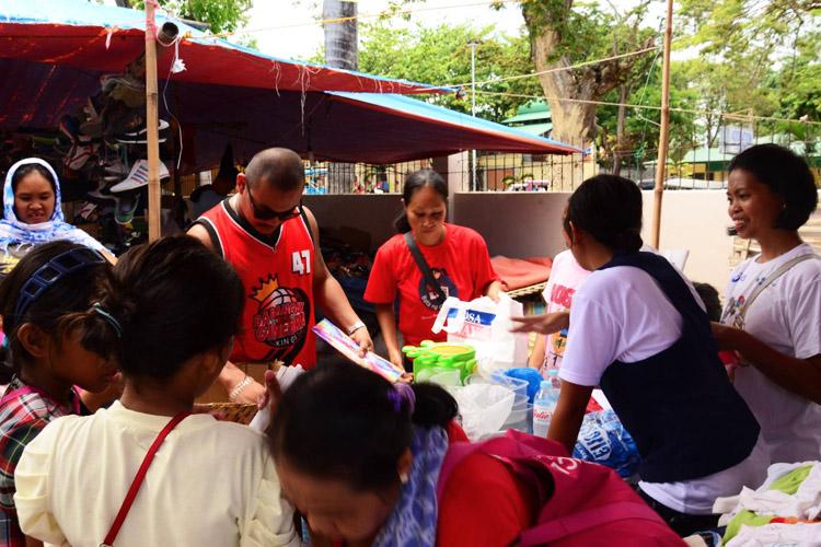 volontariato-filippine