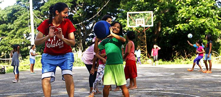 Volontariato Filippine: Paola e Clarisse