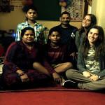 Michela-volontariato-India