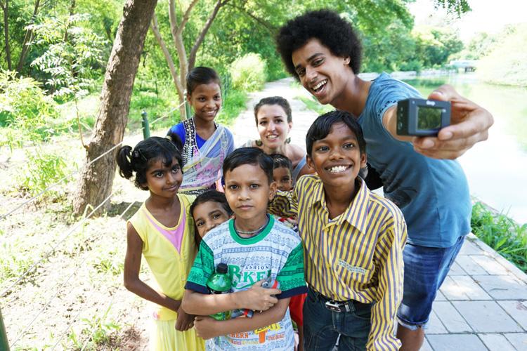 volontariato-in-india-niccolo-e-annalisa