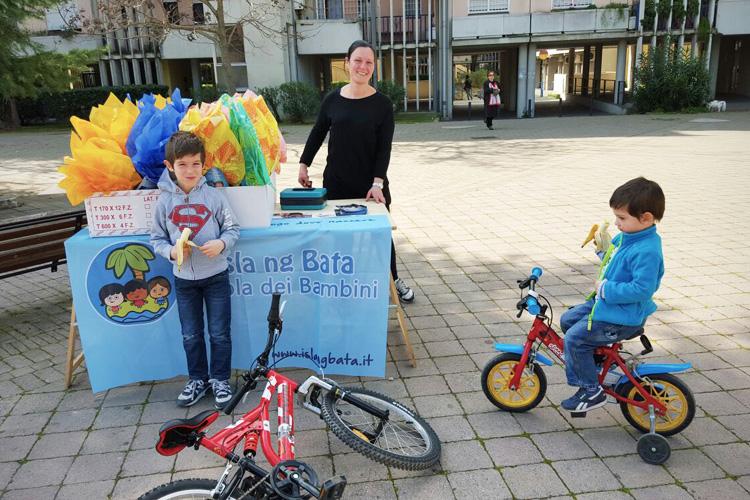 uova di Pasqua solidali bambini