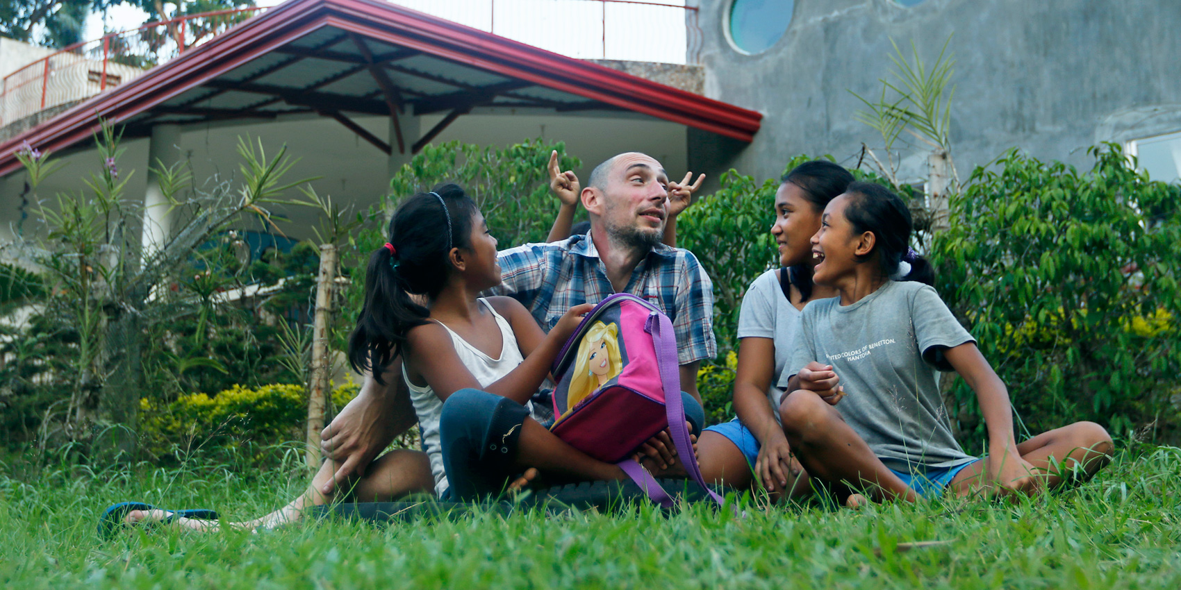 Diventa volontario di Isla ng Bata