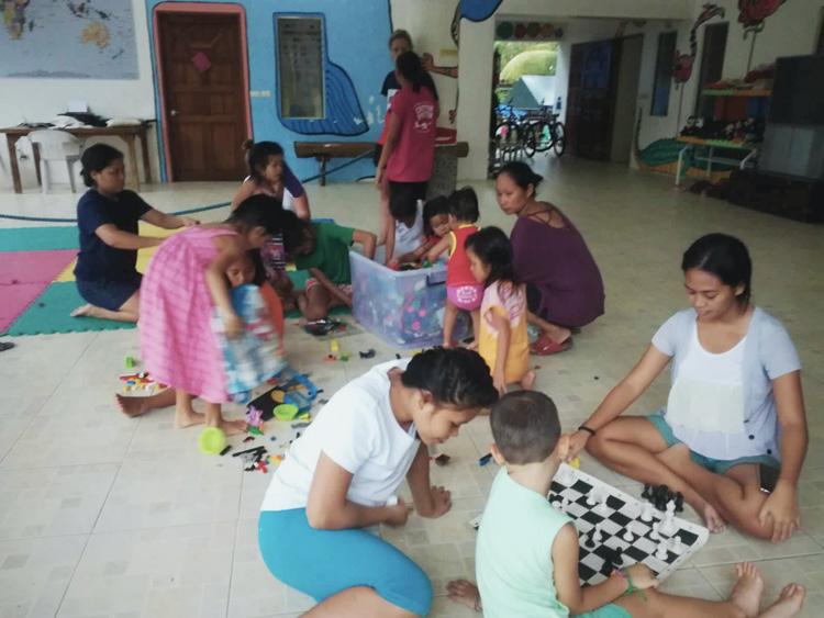 Volontariato-Filippine-Dora-2018-2