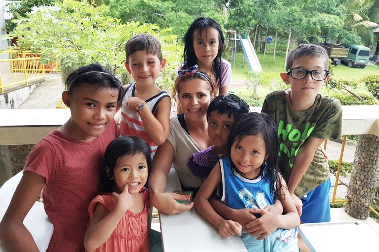 Volontariato-Filippine-Dora-2018-4