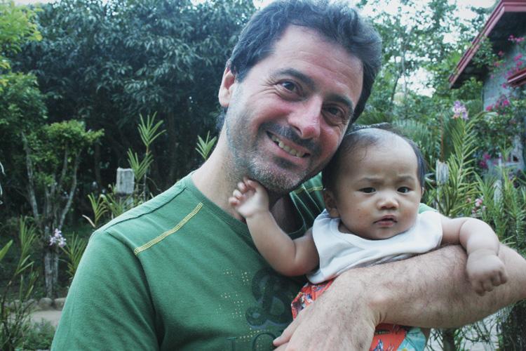 Andrea-piccolo-Lawrence-volontariato-filippine