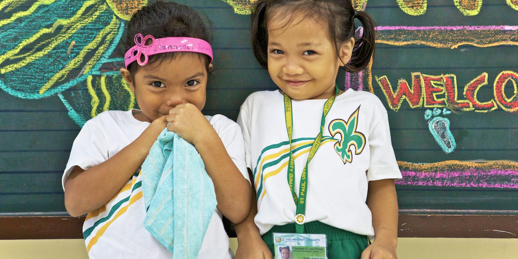 Scegli Isla ng Bata - L'isola dei Bambini onlus per il tuo 5 per mille