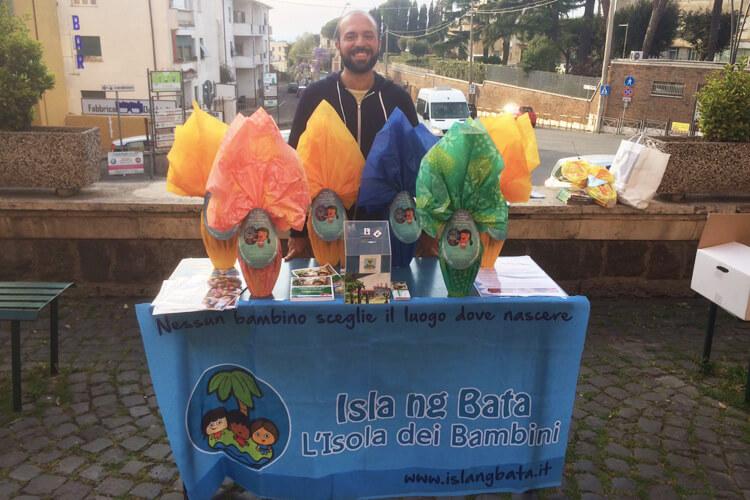 Richiedi le Uova di Pasqua di Isla ng Bata - L'isola dei Bambini