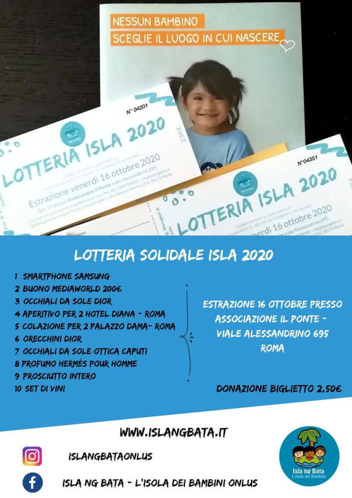 locandina-lotteria-solidale-isla-2020