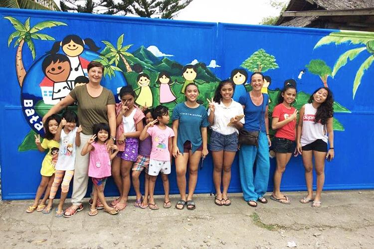 volontariato-filippine-cinzia-francesca-2020-2