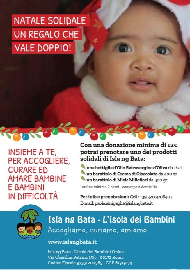 Sostieni Isla con i doni natalizi solidali