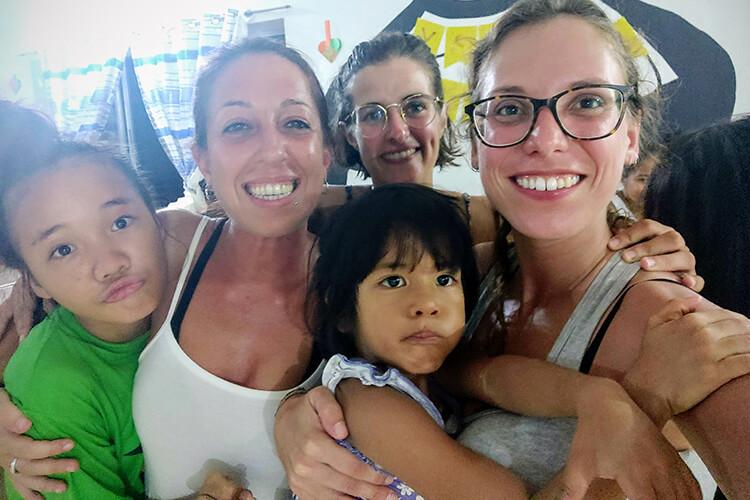 Fai un'esperienza di Servizio Civile Universale con Isla ng Bata nelle Filippine
